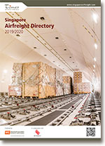 Singapore Airfreight Directory Book Cover
